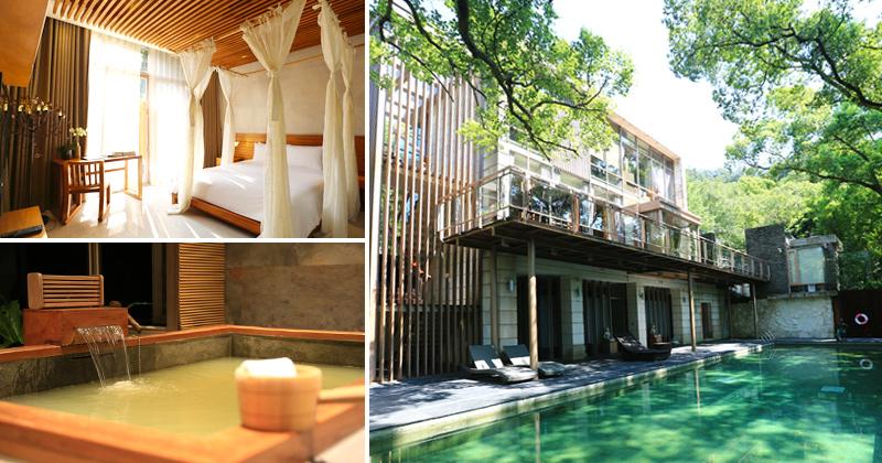 苗栗民宿》苗栗樹也Villa~頂級的獨棟森林風Villa、一起來去體驗席夢思的好眠之旅! @Via's旅行札記-旅遊美食部落格