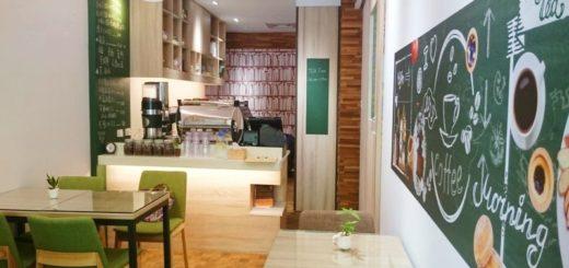 【南投市餐廳】IN Café迷你明信片風格咖啡廳(已歇業)-輕食下午茶好去處 @Via's旅行札記-旅遊美食部落格