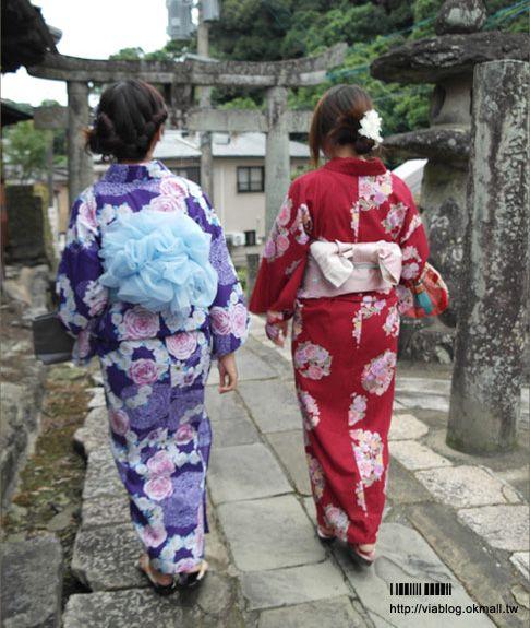 【長崎旅遊】長崎市區趴趴走~路面電車、雜貨舖、浴衣體驗、出島一日遊 @Via's旅行札記-旅遊美食部落格