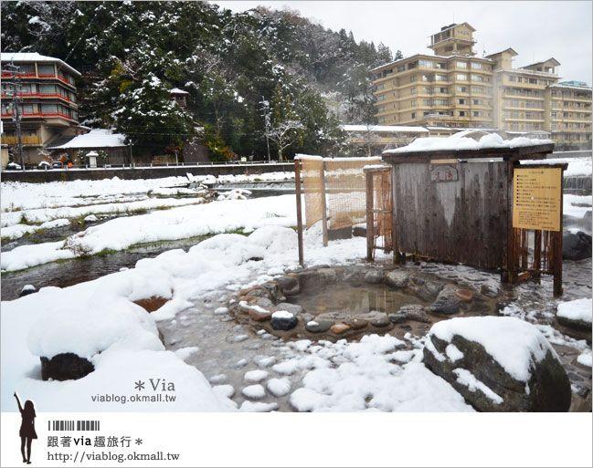 【鳥取旅行】三朝溫泉~擁有「療癒系名湯」美名的百年溫泉鄉! @Via's旅行札記-旅遊美食部落格