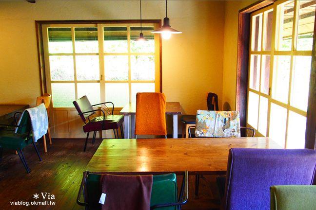 【沖繩咖啡館】我的沖繩小味旅行~本部町山中古民家ハコニワcoffee @Via's旅行札記-旅遊美食部落格