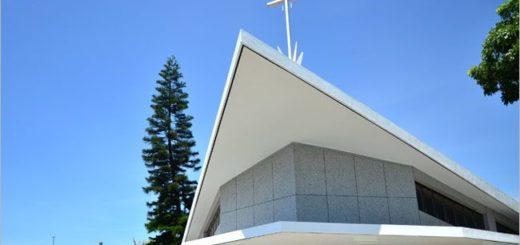 【台東景點推薦】台東都蘭天主堂~一座有著意象船型的希望教堂! @Via's旅行札記-旅遊美食部落格