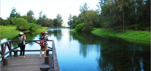 【台東旅遊景點】台東森林公園~悠閒騎單車、走入大自然的好去處! @Via's旅行札記-旅遊美食部落格
