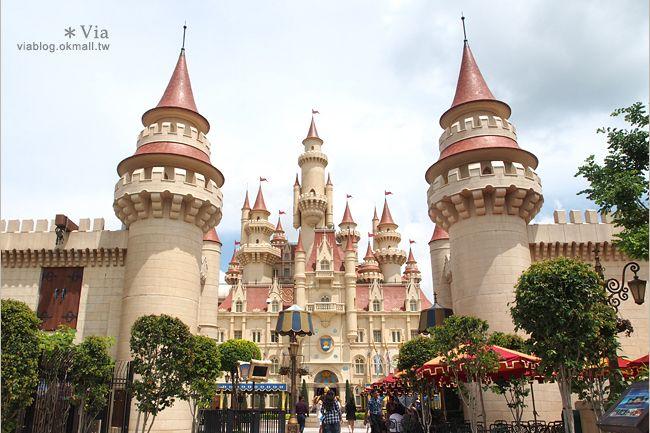 【新加坡環球影城】新加坡必玩~大推薦必玩的新加坡景點!好玩極了! @Via's旅行札記-旅遊美食部落格
