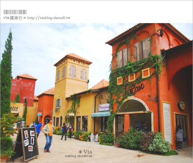 【泰國小義大利】Plaza Palio派力奧義式廣場(Khao Yai)~拍照聖地! @Via's旅行札記-旅遊美食部落格