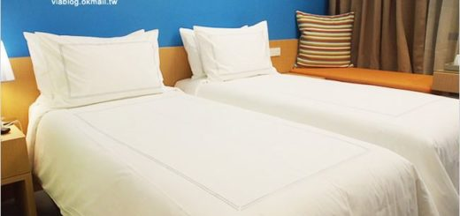 【新加坡飯店】Days Hotel Singapore戴斯飯店中山公園店~平價新穎! @Via's旅行札記-旅遊美食部落格
