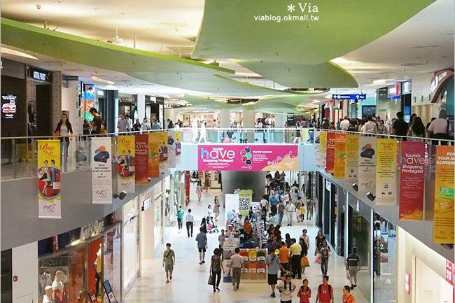 【新加坡必買】vivo city怡豐城、大食代美食街、吐司工坊~好吃又好逛! @Via's旅行札記-旅遊美食部落格