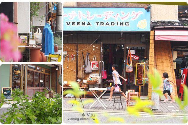 【名古屋景點】覺王山商店街散策~跟著我一起逛出老街的新鮮味! @Via's旅行札記-旅遊美食部落格