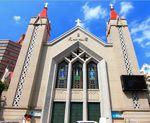 【新竹旅遊景點】北大教堂~北大路 – 聖母聖心主教座堂《13遊記》 @Via's旅行札記-旅遊美食部落格