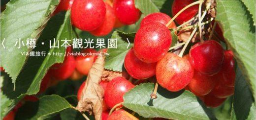 【小樽景點】夏旅北海道~「山本觀光果園」大啖鮮美水果的好去處! @Via's旅行札記-旅遊美食部落格