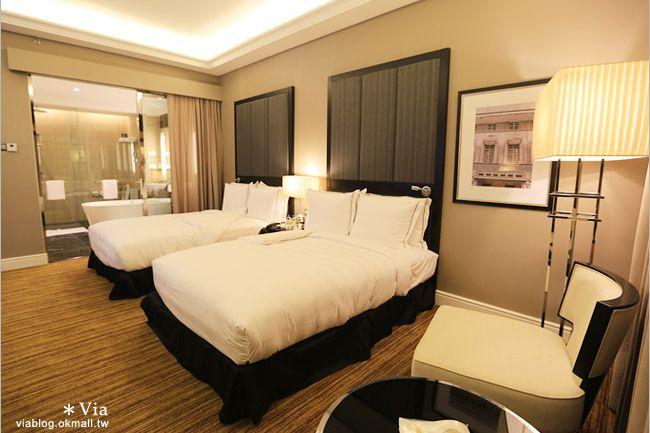 【吉隆坡飯店】吉隆坡住宿推薦~The Majestic Hotel大華飯店。舒適典雅 @Via's旅行札記-旅遊美食部落格
