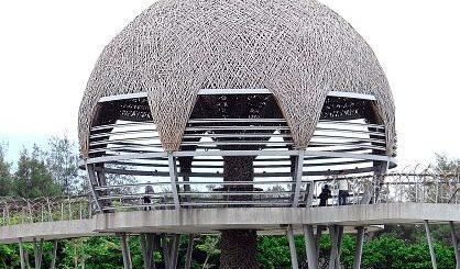 【台東景點】台東國際地標~海濱公園生命之樹《13遊記》 @Via's旅行札記-旅遊美食部落格