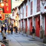 即時熱門文章:【澳門景點】紅窗門街(福隆新街)/新華大旅店~一條有著濃郁東方味的復古街弄