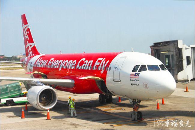 【亞洲航空】馬來西亞旅遊AirAsia初體驗~搭乘AirAsia心得分享《13遊記》 @Via's旅行札記-旅遊美食部落格