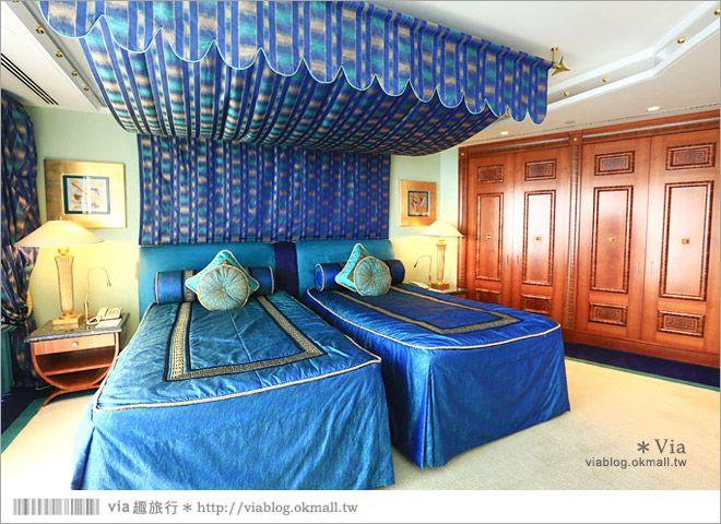 【杜拜帆船飯店】杜拜飯店推薦~阿拉伯塔Burj Al Arab!傳奇的地標性杜拜飯店(用餐+房型分享) @Via's旅行札記-旅遊美食部落格