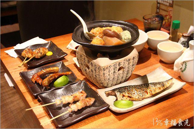 【台中日式美食】金典綠園道餐廳~一膳食堂日式居酒屋《13食記》 @Via's旅行札記-旅遊美食部落格