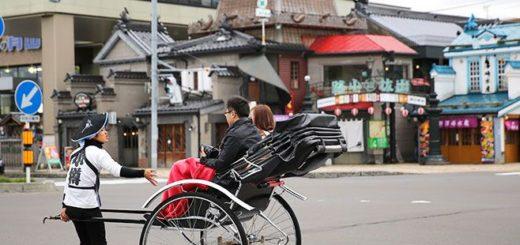 【小樽景點】私の小樽散策~小樽觀光案內所、舊手宮線鐵道、出抜小路、三角市場散散步 @Via's旅行札記-旅遊美食部落格