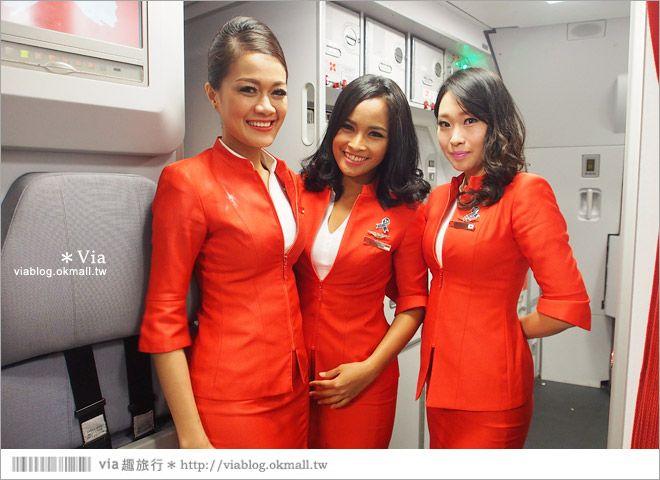 【峇里島航班分享】AirAsia峇里島直飛開航~搭機經驗分享/商務艙體驗(上篇) @Via's旅行札記-旅遊美食部落格