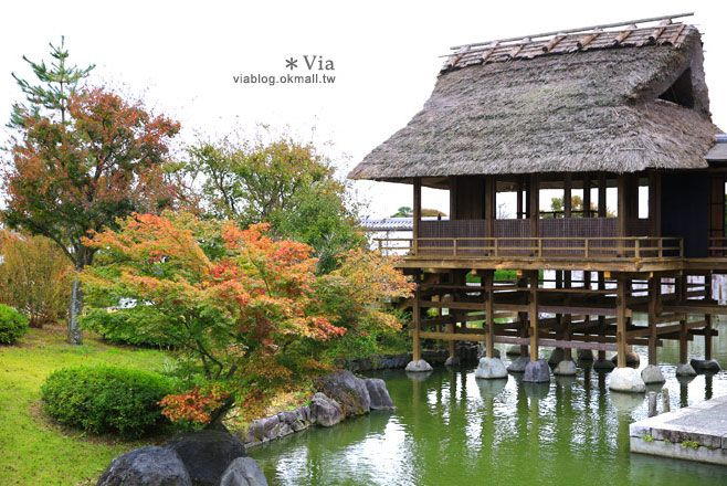 【靜岡景點】茶之鄉博物館~來去茶裏王廣告取景的茶園美地尋茶趣! @Via's旅行札記-旅遊美食部落格