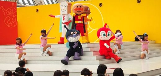 【福岡旅遊景點】福岡‧麵包超人博物館~2014年最新開幕!孩子們的玩翻樂園! @Via's旅行札記-旅遊美食部落格