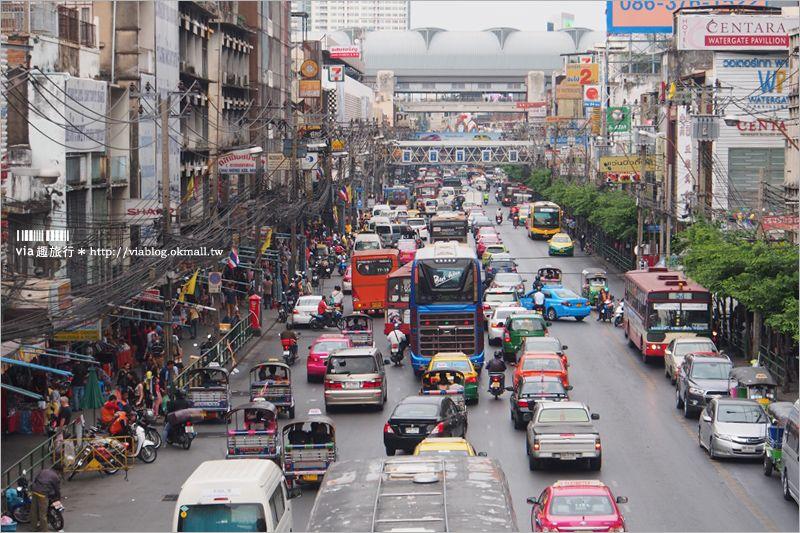 【泰國自由行】泰國旅遊經驗分享~泰國交通《計程車、嘟嘟車、雙排車、計程機車》搭乘經驗篇 @Via's旅行札記-旅遊美食部落格