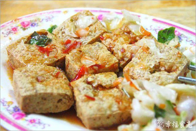 【台東必吃美食小吃】台東臭豆腐「林家臭豆腐」~吃完還想再吃《13食記》 @Via's旅行札記-旅遊美食部落格