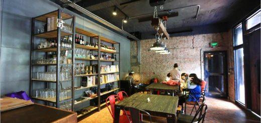 【台南早午餐】紅門五號‧早午餐brunch(已歇業)~濃烈的中國及工業風交融的個性化特色餐廳! @Via's旅行札記-旅遊美食部落格