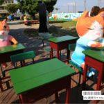 即時熱門文章:【雲林旅遊景點】雲林屋頂上的貓~頂溪貓彩繪村的新亮點:『貓咪小學堂』開課囉!