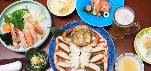 【北海道螃蟹】札幌螃蟹家/螃蟹將軍~無敵美味的螃蟹大餐,二人一起享用也沒問題! @Via's旅行札記-旅遊美食部落格