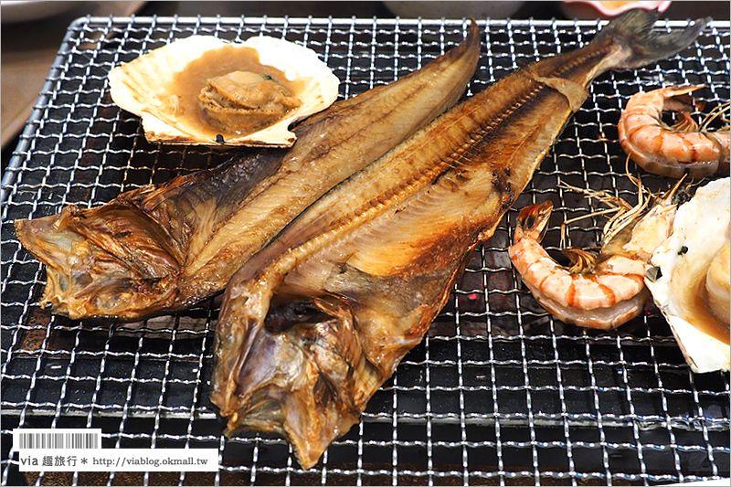 【紋別美食】餐廳推薦「吾が家」~海鮮碳火燒烤套餐、海鮮丼~平價餐廳的好選擇! @Via's旅行札記-旅遊美食部落格