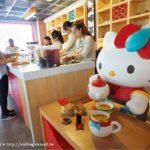 即時熱門文章:【台南Kitty茶餐廳(已歇業)】呷茶Kitty餐廳~無敵可愛好好拍!全台第一間的KITTY主題餐廳!