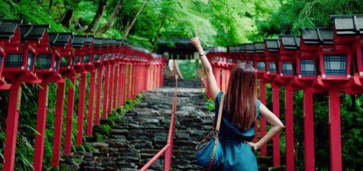 【京都一日遊】MK TAXI觀光計程車~關西機場接送/包車體驗~來去貴船神社、太原三千院旅行去! @Via's旅行札記-旅遊美食部落格