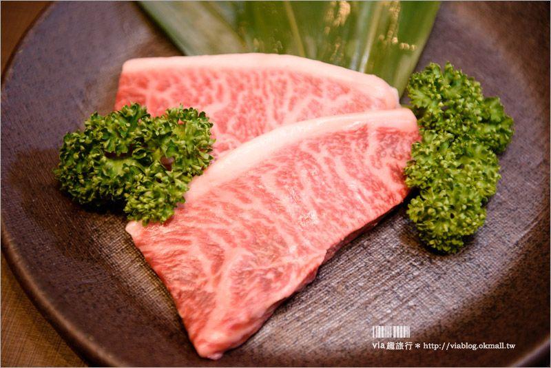 【神戶牛排餐廳】彩ダイニング~來去時尚裝潢的神戶牛排店,品嚐最高A5等級的神戶牛美味! @Via's旅行札記-旅遊美食部落格