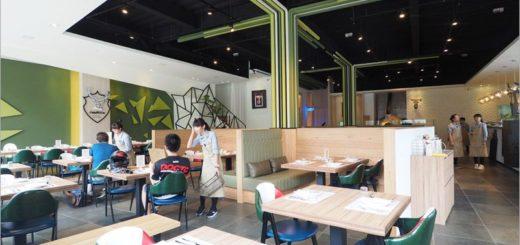【台中聚餐餐廳推薦】卡索里拉義式餐廳~空間挑高舒適、帶著森林風的餐廳新選擇! @Via's旅行札記-旅遊美食部落格