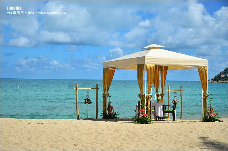 【蘇美島飯店】蜜月推薦!酒店專屬的夢幻海灘婚禮體驗~New Star Beach Resort @Via's旅行札記-旅遊美食部落格