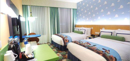 【上海迪士尼飯店】玩具總動員酒店~親子同遊首選!孩子們會大愛的繽紛卡通主題飯店! @Via's旅行札記-旅遊美食部落格