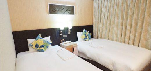 【那霸住宿推薦】沖繩那霸便宜飯店~西鐵Resort Inn那霸(Nishitetsu Resort Inn Naha) @Via's旅行札記-旅遊美食部落格