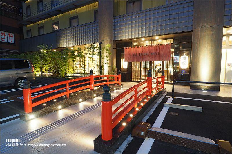 【大阪住宿推薦】心齋橋飯店|大阪橋樑飯店THE BRIDGE HOTEL~大推!評價超好、貼心服務超多的新飯店! @Via's旅行札記-旅遊美食部落格