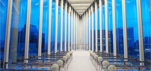 【大阪景點】大阪天空教堂~好夢幻!離天空最近的教堂‧安藤忠雄設計團隊作品 @Via's旅行札記-旅遊美食部落格