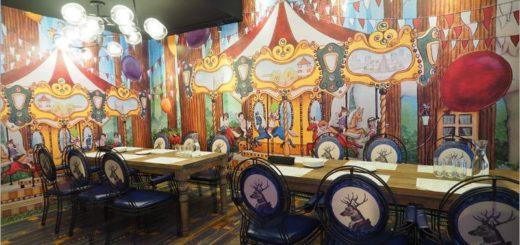 【嘉義餐廳】Sunny Queen陽光皇后義式餐廳~童話彩繪風格!親子、好友聚餐新選擇! @Via's旅行札記-旅遊美食部落格