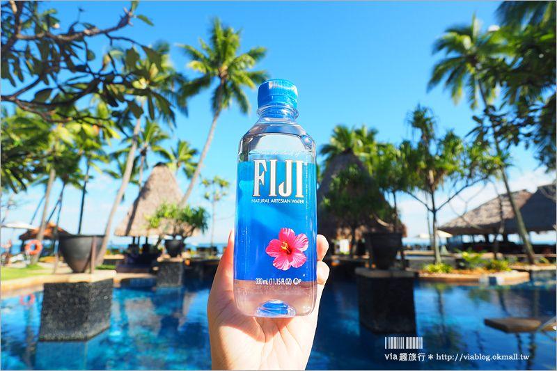 【斐濟旅遊】FIJI Water斐濟水~直擊當地工廠實況!走入校園和村落居民生活之中,看見斐濟式的燦爛笑容! @Via's旅行札記-旅遊美食部落格