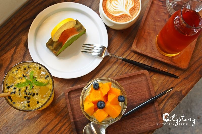 【彰化員林下午茶】日佐甜室~老宅喝下午茶緩時光,日系甜點蛋糕咖啡廳 @Via's旅行札記-旅遊美食部落格