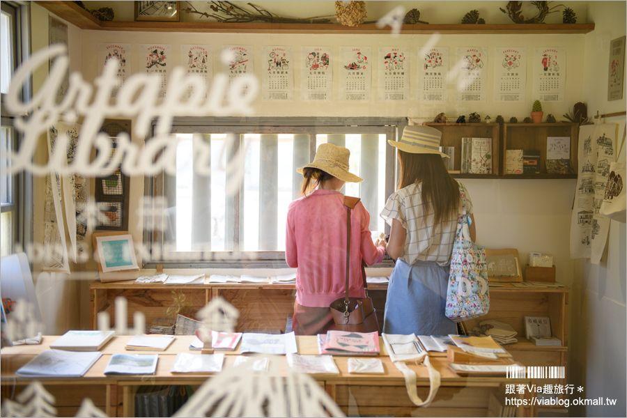 【花蓮餐廳推薦】森山舍~日式木造老屋改造的美味食堂!餐點、環境都令人喜歡的老屋餐廳 @Via's旅行札記-旅遊美食部落格