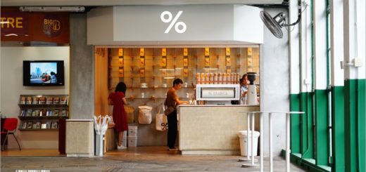 【香港咖啡推薦】%ARABICA咖啡‧天星碼頭~從京都紅回香港,文青風咖啡這裡也喝得到! @Via's旅行札記-旅遊美食部落格