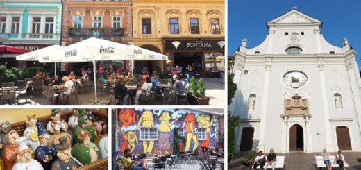 【斯洛伐克旅遊】科希策景點|舊城區一日遊就醬玩~Singing fountain、Lower Gate、St. Michael's Chapel、Eastern Slovak Museum @Via's旅行札記-旅遊美食部落格