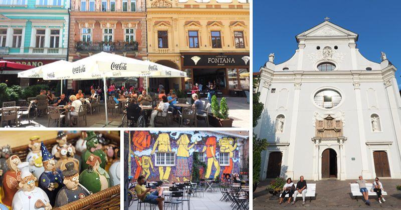 【斯洛伐克旅遊】科希策景點 舊城區一日遊就醬玩~Singing fountain、Lower Gate、St. Michael's Chapel、Eastern Slovak Museum @Via's旅行札記-旅遊美食部落格