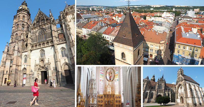【科希策景點】聖伊麗莎白主教座堂St.Elizabeth Cathedral~斯洛伐克最大教堂+夜遊舊城區美景 @Via's旅行札記-旅遊美食部落格
