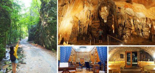 【斯洛伐克景點】包車一日遊這樣玩~Zadielska Valley峽谷、UNESCO cave Domica鐘乳石洞、The Manor House Betliar博物館、Penzión Réva餐廳、Guest house Granarium餐廳 @Via's旅行札記-旅遊美食部落格