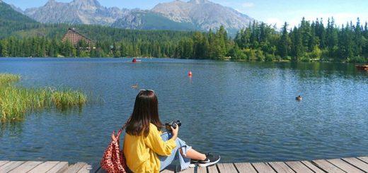 【斯洛伐克自由行】高塔特拉山(High Tatras)如風景畫的山中小鎮一日遊~Strbske Pleso Lake、Starý Smokovec、Tatranská Lomnica @Via's旅行札記-旅遊美食部落格