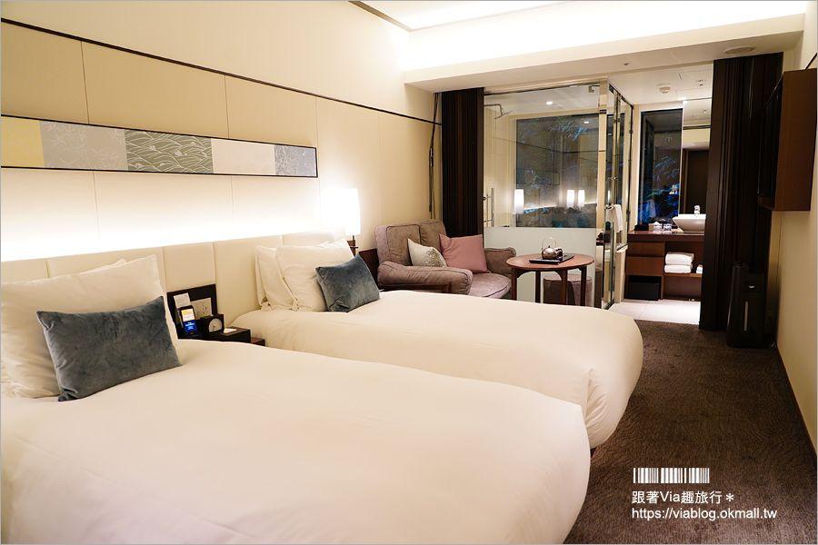 京都住宿推薦》鴨川旁質感新飯店~索拉利亞西鐵飯店Solaria Nishitetsu Hotel Kyoto Premier @Via's旅行札記-旅遊美食部落格
